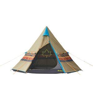 ロゴス テント ナバホ Tepee 400 LOGOS ワンポール テント 71806500 送料無料