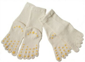 6250:シルク KIDS 絹 5本指ソックス 滑り止め付 (16-18cm)(19-21cm)五本指 靴下 キッズ 日本製
