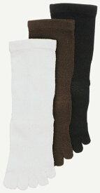 5本指ソックス シルク 絹 履口ゆったり S(22-24cm)【8710】 五本指 靴下 レディース 日本製