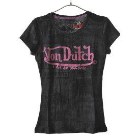 VonDutch[ヴォンダッチ]レディースTシャツ