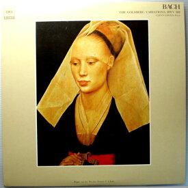 【中古LPレコード】バッハ ゴールドベルク変奏曲BWV988