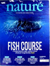 【中古】nature 2012年5月24日号