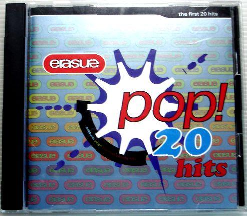 【中古CD】ポップ・ザ・ファースト20 ヒットBest of