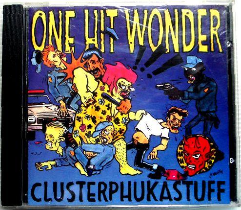 【中古CD】Clusterphukastuff