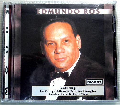 【中古CD】EDMUNDO ROS