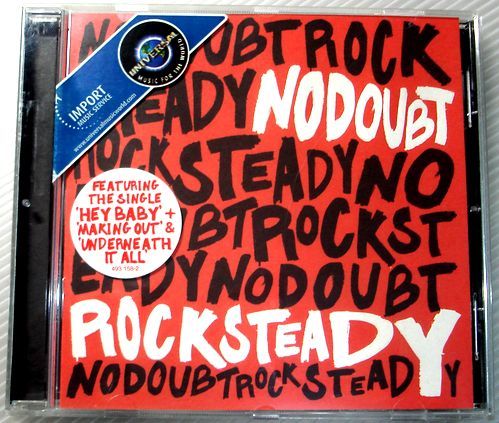 【中古CD】Rock Steady