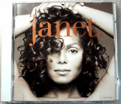 【中古CD】janet