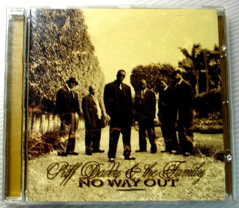 【中古CD】No Way Out