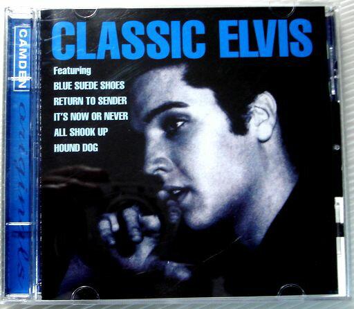 【中古CD】Classic Elvis