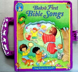 【中古】Baby's First Bible Songs (The First Bible Collection)