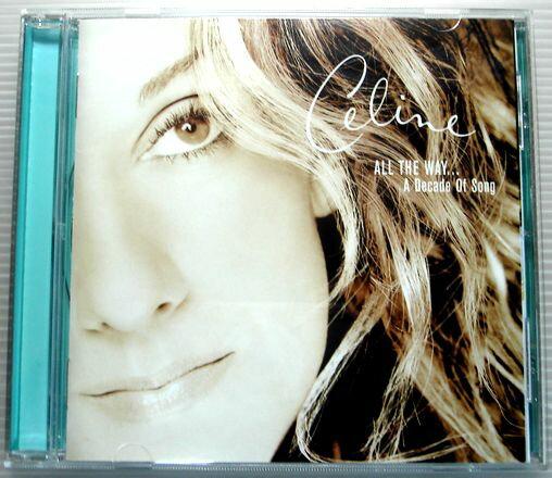 【中古CD】All The Way...A Decade of Song