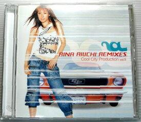 【中古CD】RINA AIUCHI REMIXES Cool City Production vol.5