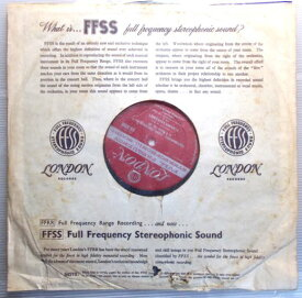 【中古レコード】Full Frequency Stereophonic Sound