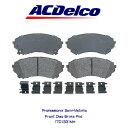 AC Delco ブレーキパッド 17D1331MH フロント キャデラック CTS