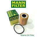 MANN FILTER マンフィルター HU713/1x FIAT500 1.4L/JEEP RENEGADE 1.4L オイルエレメント フィアット ジープ レネゲード/AOPOF078