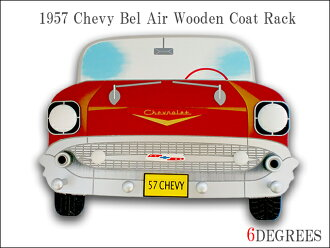 d4dc348c224 6DEGREES-ONLINE  1957 Chevy Bel Air Wooden Coat Rack   shebirvelairco  truck Chevy Interior   gadgets   American   American car  HOT ROD