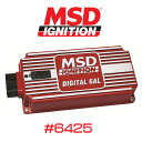 【MSD IGNITION】#6425 6AL V8 アメ車