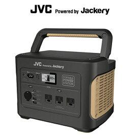 JVC JACKERY (ジャックリー) 大容量 ポータブル電源 シリーズ最大容量モデル 1,002Wh AC出力1000W キャンプ アウトドア 防災