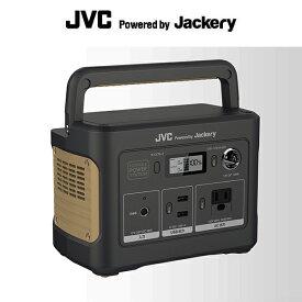 JVC JACKERY (ジャックリー) 大容量 ポータブル電源 コンパクトモデル 375Wh AC出力200W キャンプ アウトドア 防災