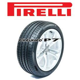 【215/55R17・1本】PIRELLI Tire・CINTURATO™ P7™・ピレリタイヤ チンチュラートピーセブン 17インチ