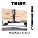 【送料無料】THULE Ratchet Tie Down ラチェットタイダウン 323 プロフェッショナルバー用 101926 業務用ラック 仕事用