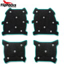 FlipRocks(フリップロックス)パッドセット リバーマスター 24cm-25cm/26cm-27cm/28cm-29cm/30cm-31cm 交換 ソール パッド