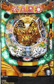 『サンセイR&D』CR牙狼魔戒ノ花〜BEAST OF GOLD〜 《裏玉循環加工》 [家庭用電源/音量調節/取扱説明書/ドアキー/玉約50発]【中古ぱちんこ】