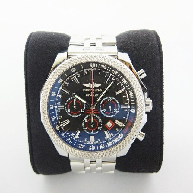 ブライトリング BREITLING ベントレー BENTLEY バーナート A258B11SP A25368 メンズ 腕時計 クロノグラフ 【中古】