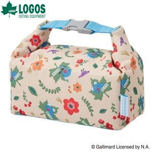 【あす楽】ロゴス/LOGOS ペネロペ バッグインクールキーパー/BENTO BOX バッグに入るクーラー ランチボックスと保冷剤が入るサイズ 保冷力を高める10mm厚断熱材