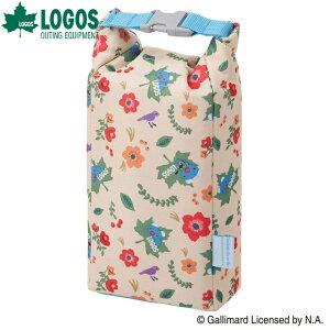 【あす楽】ロゴス/LOGOS ペネロペ バッグインクールキーパー/Bottle BOX バッグに入るクーラー 600ml×2本と保冷剤が入るサイズ 保冷力を高める10mm厚断熱材