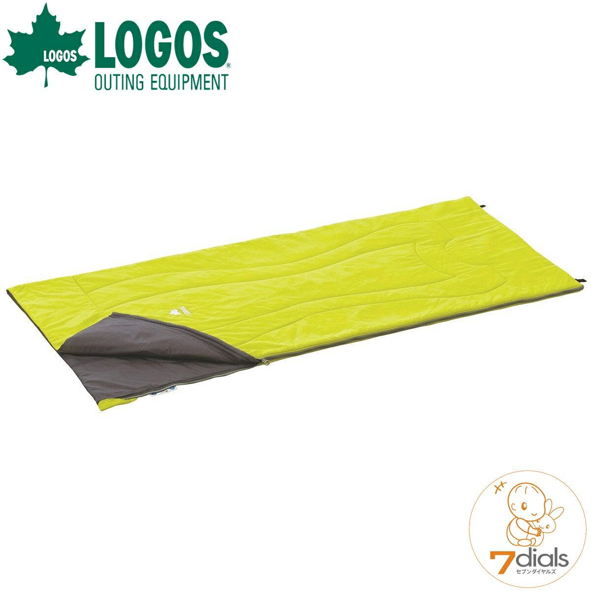 LOGOS/ロゴス ウルトラコンパクトシュラフ・2 暖かいのにコンパクトな寝袋 シュラフ 薄型でかさばらない 丸洗い可能【送料無料】