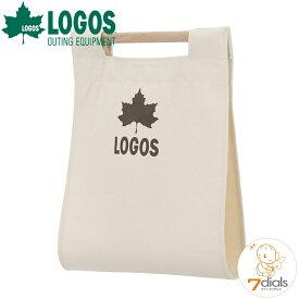 LOGOS/ロゴス らくらく薪キャリー 一度に沢山の薪や筒状の荷物が持ち運びやすいキャリーバッグ