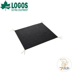 【あす楽】LOGOS/ロゴス ぴったりグランドシート200 フロアサイズが200cmのテント用 テントの下に敷く事で冷気や湿気から防ぐ