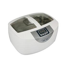 超音波洗浄器 2.5L 高さ22.5×幅34×奥行25.5cm ( 10863 )[ 超音波洗浄機 眼鏡洗浄機 メガネ洗浄機 時計 貴金属 洗浄機 衛生機器 ][ E-2-6-4 ][ 7エステ ]
