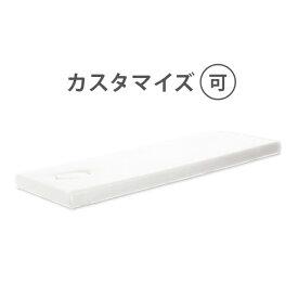 ネジ固定脚ベッド低反発天板(有孔)ホワイト 190×75cm [ マッサージベッド 施術ベッド 整体ベッド エステベッド マッサージ台 施術台 整体 ベッド ベット ][ E-2-1-7 ][ 7エステ ]
