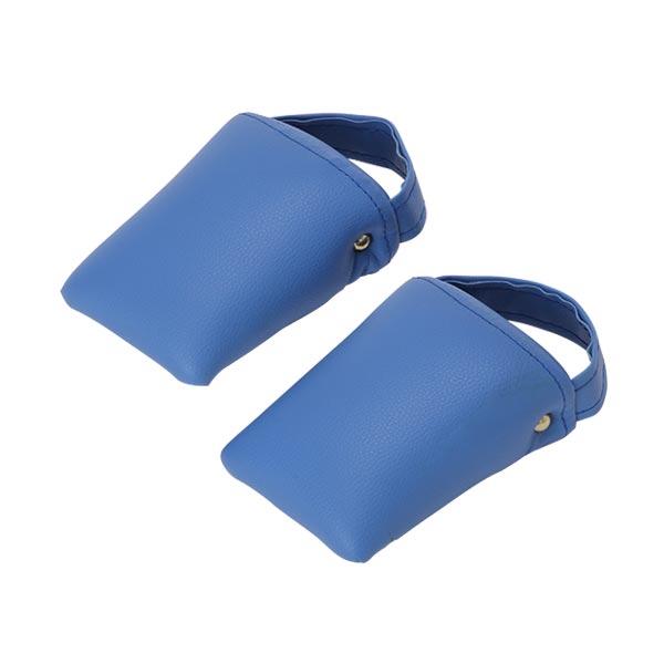 三角ブロック(小)2個セット ブルー [ カイロブロック 整体枕 整体マクラ マッサージ枕 マッサージマクラ カイロ マッサージ 整体 矯正 エステ マクラ 枕 SOT S.O.T カイロプラクティック ブロック補助 ブロックテクニック 骨盤矯正 体位固定 ][ E-2-2-2 ][ 7エステ ]