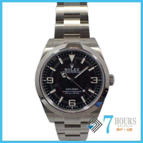 ROLEX(ロレックス)214270 エクスプローラー1 ランダム番 保証書【中古】
