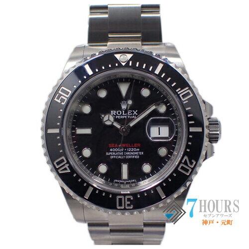 ROLEX(ロレックス) 126600 シードゥエラー ランダム番 ルーレット 保証書【新品】