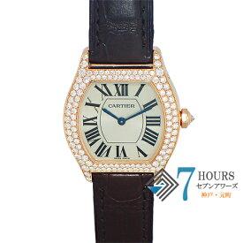 Cartier(カルティエ)WA501006 トーチュSM ベゼルラグダイヤ 手巻き式 箱 保証書【中古】
