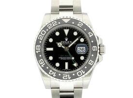 ロレックス GMTマスター2 116710LN G番・2012年・箱・保証書付 【中古】