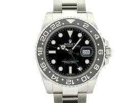 ロレックス GMTマスター2 116710LN ランダム・2013年・箱・保証書付 【中古】