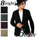 テーラードジャケット メンズ ジャケット 【 送料無料 】全5色 テーラードジャケット 全5色 テーラード スーツ生地 ブ…