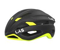 LASVIRTUS(ラスビルタス)BLKYELヘルメット2019