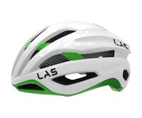LASVIRTUS(ラスビルタス)WHTGRNヘルメット2019
