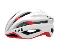 LASVIRTUS(ラスビルタス)WHTREDヘルメット2019
