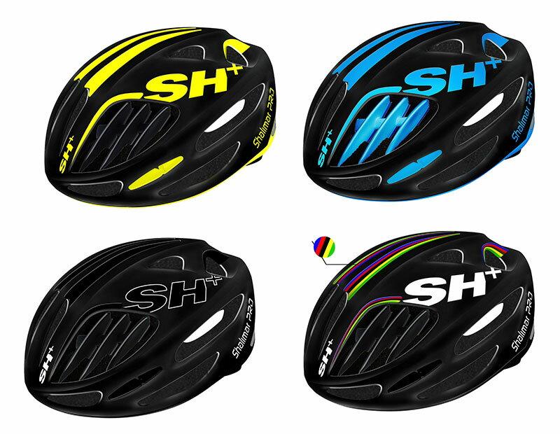 SH+ SHALIMAR PRO (エスエイチプラス シャリマー プロ) ヘルメット 2018