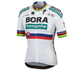 【在庫処分】SPORTFUL BORA HANSGROHE SLOVAKIA (スポーツフル ボーラハンスグローエ スロバキア チャンピオン) チームジャージ 2019