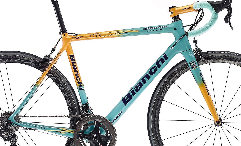 【在庫処分】2018 Bianchi ROADBIKE SPECIALISSIMA (ビアンキ ロードバイク スペシャリッシマ)ME フレームセット