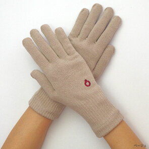 シルクフィット手袋絹手袋手首長めおやすみ防寒保湿温かい日本製841【あす楽】[I:9/40]