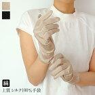 シルクフィット手袋